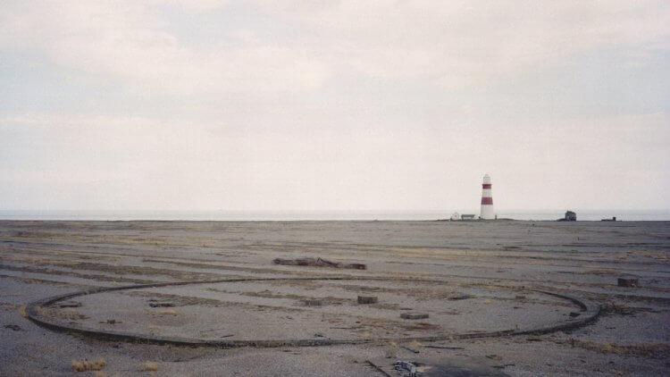奧福岬:英國軍方重要的實驗基地。