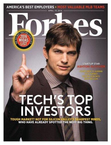 這位投資家長得好像明星