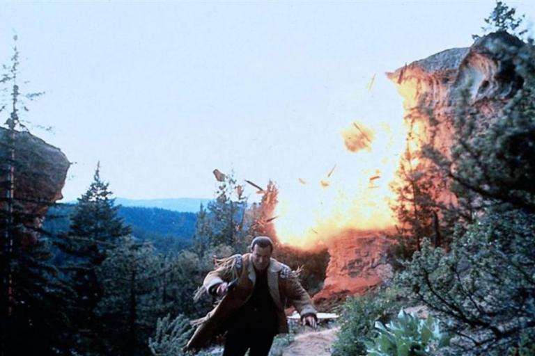 《絕地戰將》史蒂芬席格。