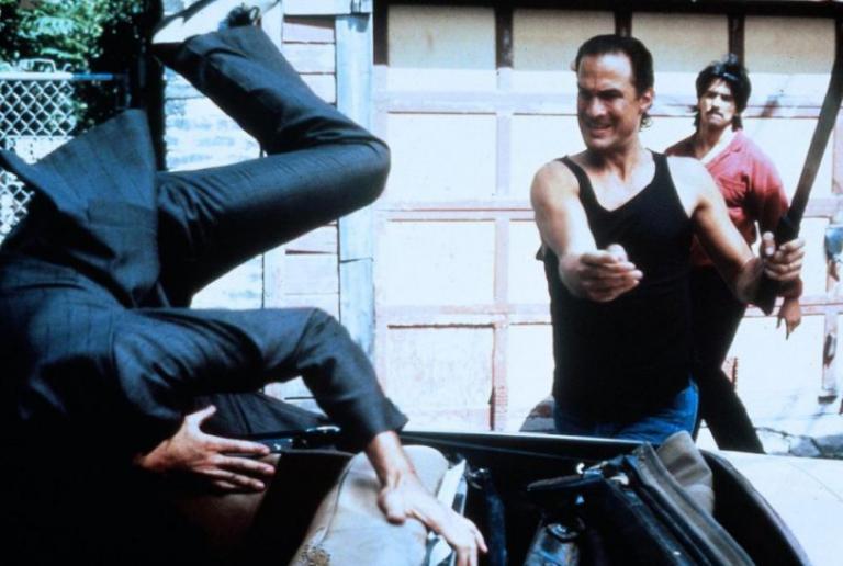 電影背後】這就是偉大的動作天王史蒂芬席格(四):好萊塢天王全力相挺