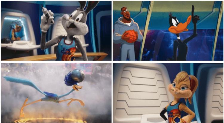 這次詹皇效力「樂一通隊」! 電影《怪物奇兵 全新世代》暑假登場,與兔巴哥、蘿拉兔等卡通明星一同對抗「惡棍隊」