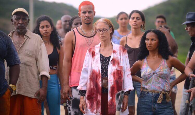 《殺戮荒村》劇照。
