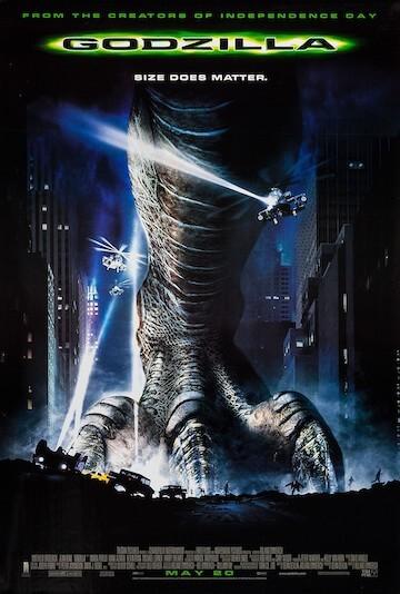 日本東寶的怪獸明星哥吉拉,終於在 1998 年以「Godzilla」之名登陸好萊塢,同年此片也以「酷斯拉」之名在台上映。
