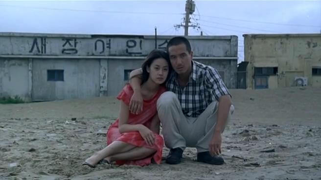金基德執導電影《只愛陌生人》劇照