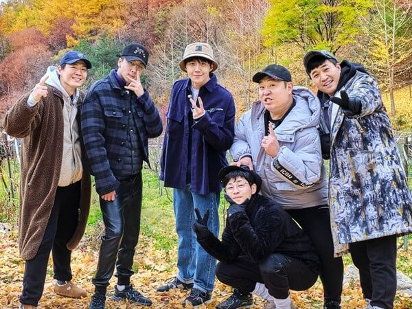 金宣虎擔任韓綜《兩天一夜》固定班底