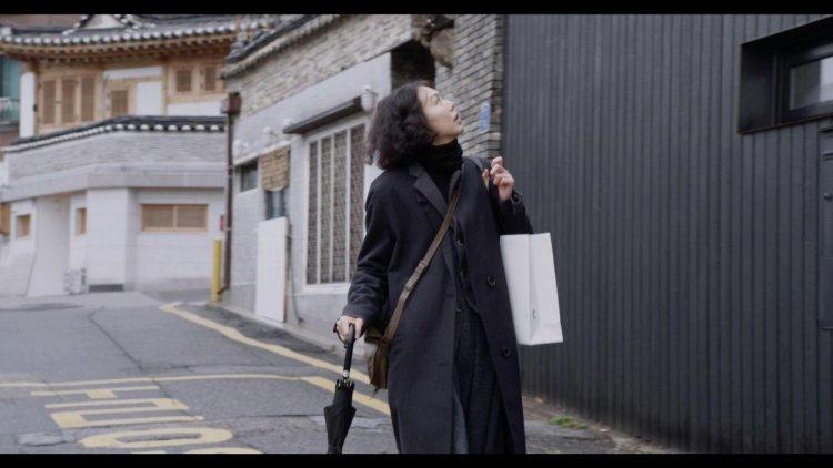 金珉禧《逃亡的女人》劇照