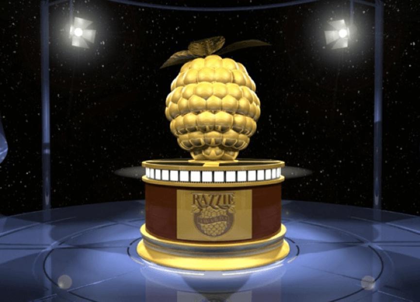 第38屆金酸莓獎 得獎名單公佈