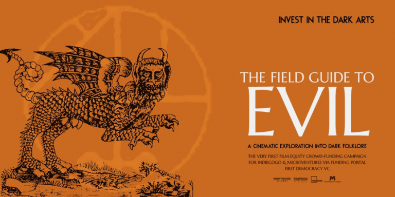 《完全邪惡指南》(The Field Guide to Evil)。