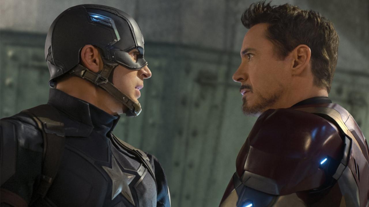 【復仇者聯盟】鋼鐵人與美國隊長:漫威世界的巴斯光年與胡迪警長