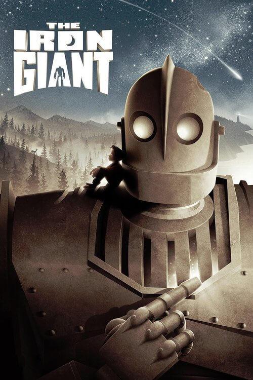 機器人 鐵巨人