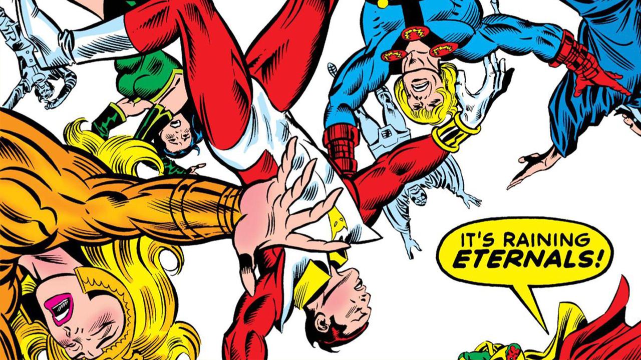 關於漫威超級英雄神話《永恆族》,10 件你應該先知道的事首圖