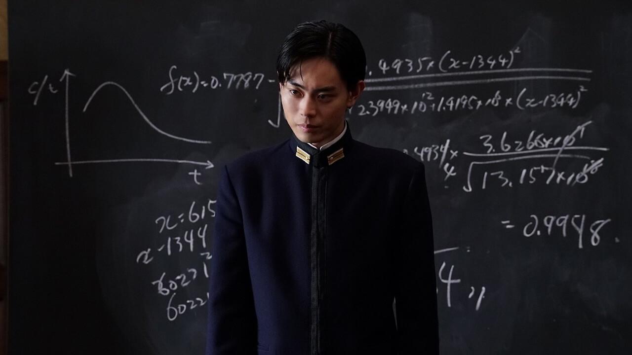 菅田將暉主演電影《阿基米德大戰》劇照。