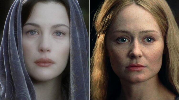 【人物特寫】《魔戒》經典角色介紹篇:精靈公主亞玟;與洛汗之女伊歐玟首圖