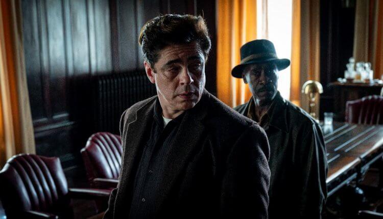 集結唐奇鐸、大衛哈伯、喬漢姆、布蘭登費雪等華麗卡司的犯罪電影《匪類》