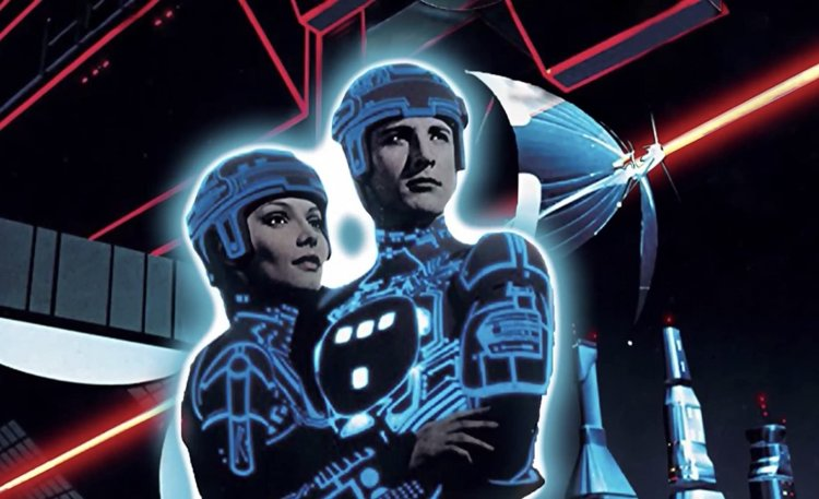 《電子世界爭霸戰》電影劇照。