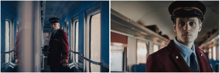 電影《愛情列車長》劇照。