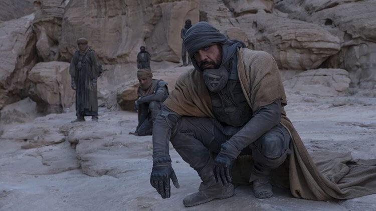 電影《沙丘》劇照