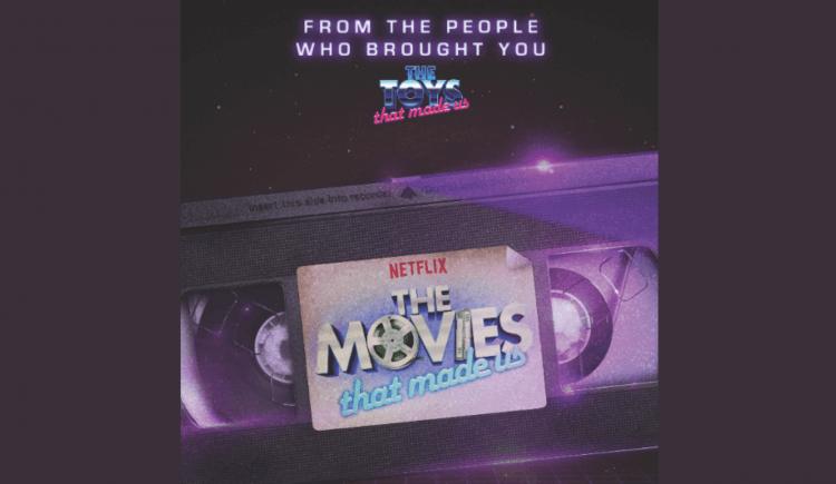 【Netflix】《玩具的故事》團隊要喚醒你的遠古記憶:新作《電影的故事》吐槽 80 年代電影經典首圖