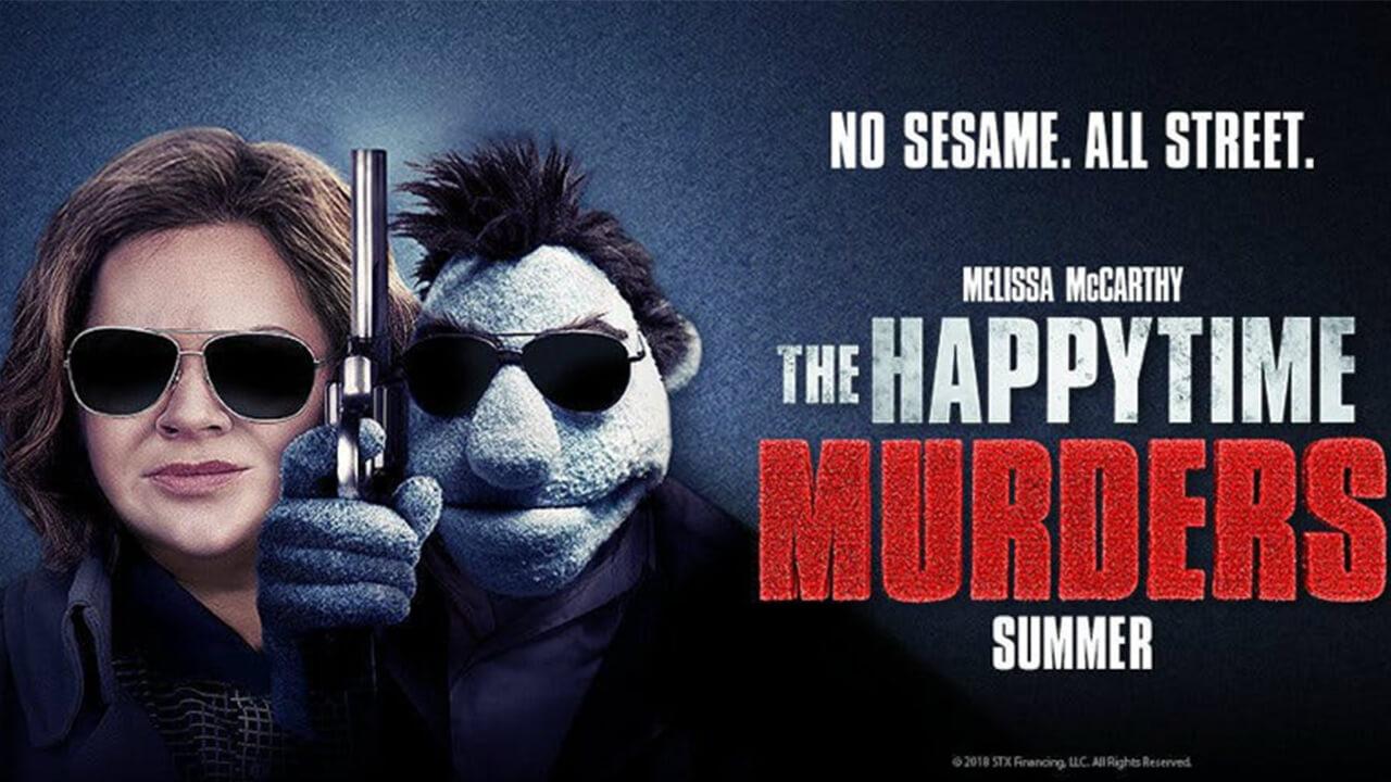 《 歡樂時光謀殺案 》(The Happytime Murders) 當芝麻街布偶加上萬惡城市有沒有搞頭?