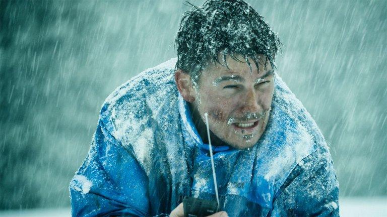 真實故事動人改編《我要活下去》前奧運選手受困雪山,戒毒8天,見證求生奇蹟