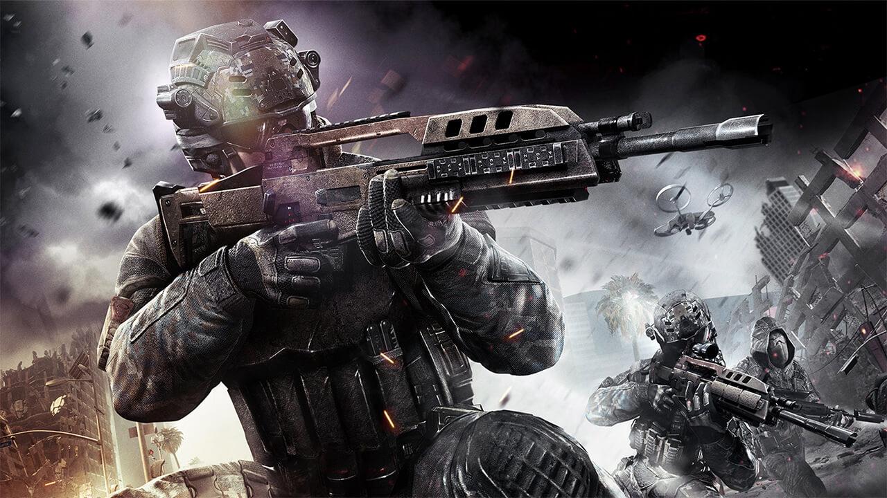 電玩改編電影再添一部!動視暴雪宣布真人版《決勝時刻》預計2019年正式開拍首圖