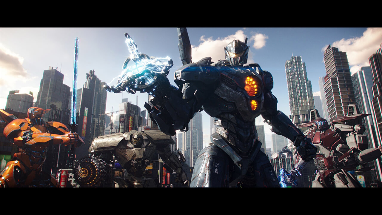 《環太平洋2:起義時刻》巨大機器人跟巨大怪獸是男人的浪漫啊!