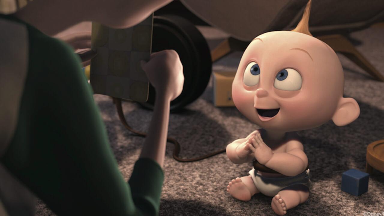 《超人特攻隊2》最強嬰兒誕生!你必須知道關於巴小傑(Jack-Jack)的二三事
