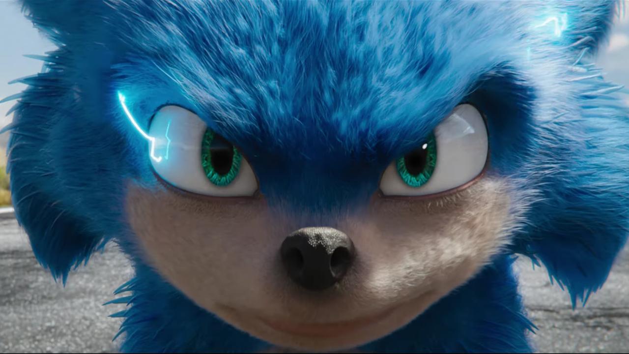 電玩世界最速飛毛腿:《音速小子》真人電影預告片來了首圖