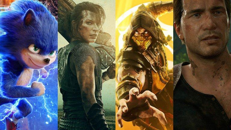 音速跟上 !《魔物獵人》《魔宮帝國》《祕境探險》與更多遊戲改編真人電影片單整理,即將上映