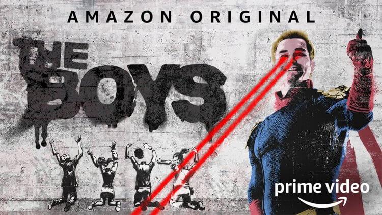 收視率與評價雙贏!《黑袍糾察隊》(The Boys) 成 Amazon 最受歡迎影集,第二季拍攝中首張片場照曝光!首圖