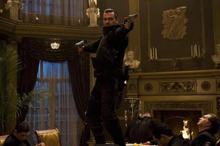 制裁者 系列電影《神鬼制裁2 : 就地正法 》美國票房表現並不理想。