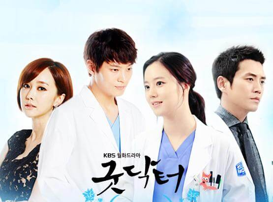 韓劇《善良醫生》海報