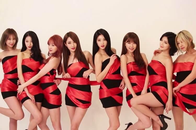 韓國女團9Muses