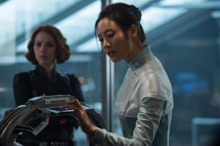 韓國女星金秀賢演出《復仇者聯盟2:奧創紀元》