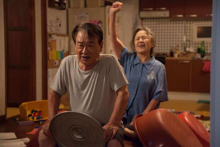 韓國電影《忘了浪漫,記得你》劇照