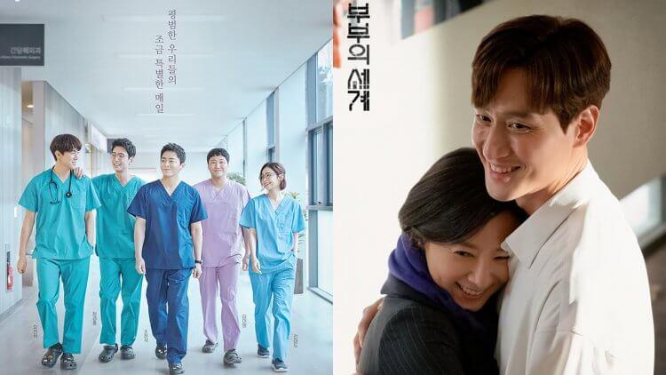 韓媒評選2020年度韓劇排行,《機智醫生生活》勇奪好評第一!首圖
