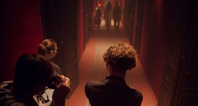 《食人劇場》劇照。