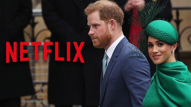 退出王室積極開發演藝事業?哈利王子和梅根將和串流巨頭 Netflix 合作開發節目首圖