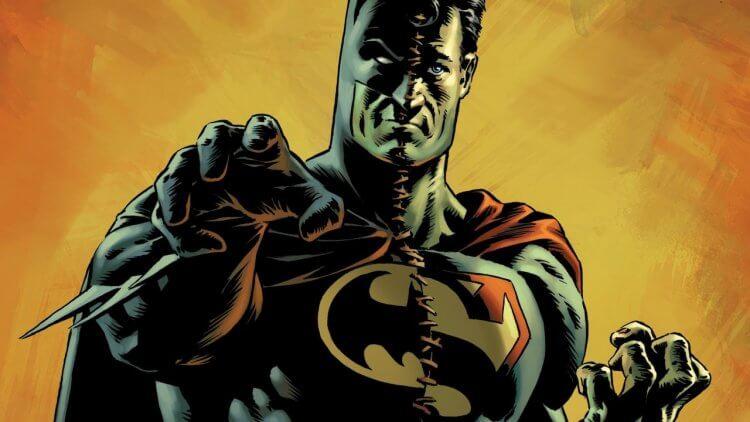 一半超人,一半蝙蝠俠!對超人又愛又恨的魯蛇崛起,DC 歷史上設定最B級的反派「混合超人」——首圖
