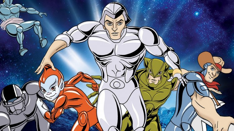 銀白身影飛翔在宇宙之中、如今消失在時間盡頭的《銀鷹戰士》,為何不再閃亮?首圖