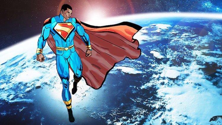 融合歐巴馬和拳王阿里!DC 漫畫中「超人總統」成為美國領袖,世界變得如何——首圖