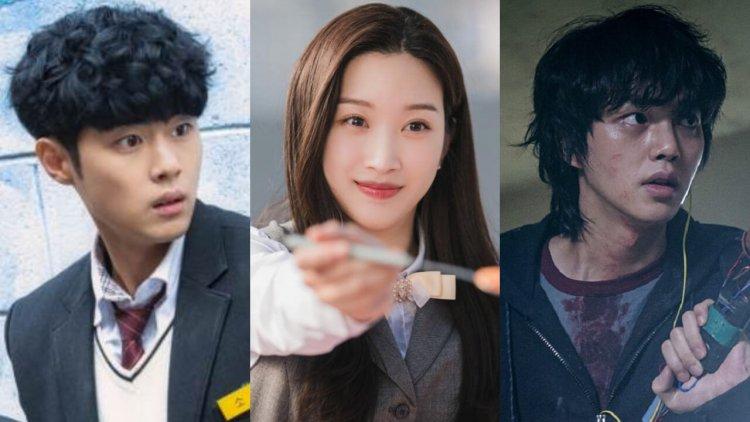 漫改劇攻佔韓劇榜單!論《驅魔麵館》、《Sweet Home》等韓國漫改劇的成功:除了題材新穎,收視族群也在轉型首圖