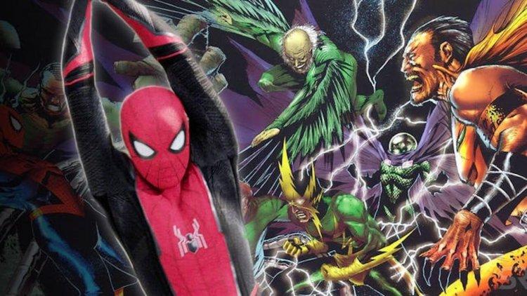 邪惡六人組終於要集結了?從《蜘蛛人:返校日》與《蜘蛛人:離家日》來看,漫威如何鋪陳經典反派的登場?首圖