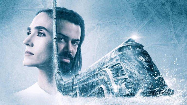 【線上看】全球最長列車破雪號出動!影集版《末日列車》上線 Netflix,揭曉背景設定細節及威佛先生的祕密──