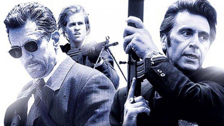 兩代教父艾爾帕西諾與勞勃狄尼洛的同台經典!麥可曼恩證實有興趣拍攝《烈火悍將》前傳小說首圖