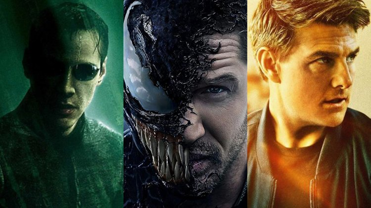 《駭客任務 4》、《阿凡達 2》、《侏羅紀世界3》……你最期待的 2021 年電影續集是哪部?《猛毒 2》脫穎而出成影迷熱議話題!首圖