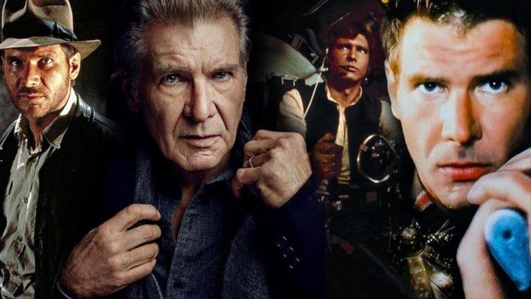 《銀翼殺手》、《星際大戰》還不夠!哈里遜福特希望回歸他的所有經典電影系列首圖