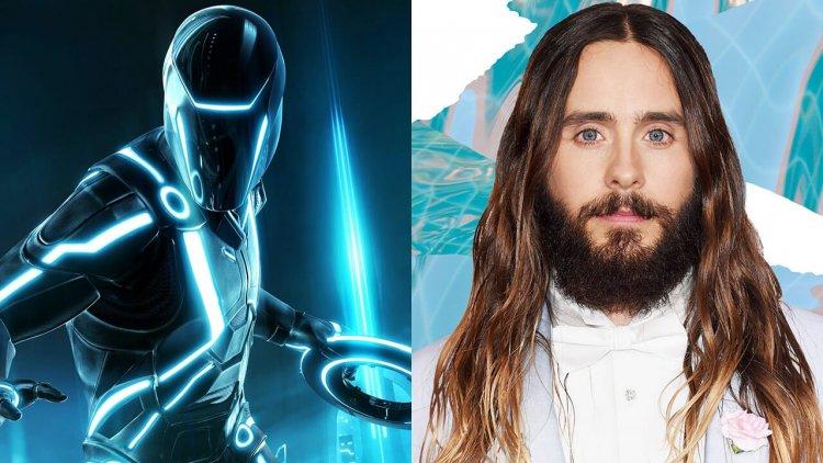 據傳迪士尼《創 Tron》全新電影開發中,傑瑞德雷托將主演《電子世界爭霸戰》《創:光速戰記》後的第三部作品首圖