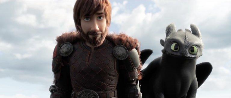 夢工廠人氣動畫電影系列《馴龍高手3》為系列最終章,維京男孩小嗝嗝與夜煞飛龍沒牙的人龍情誼將在此完結。