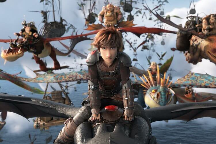 夢工廠動畫製作的電影《馴龍高手 3》為《馴龍高手》系列的最後一部作品,並獲得好評。